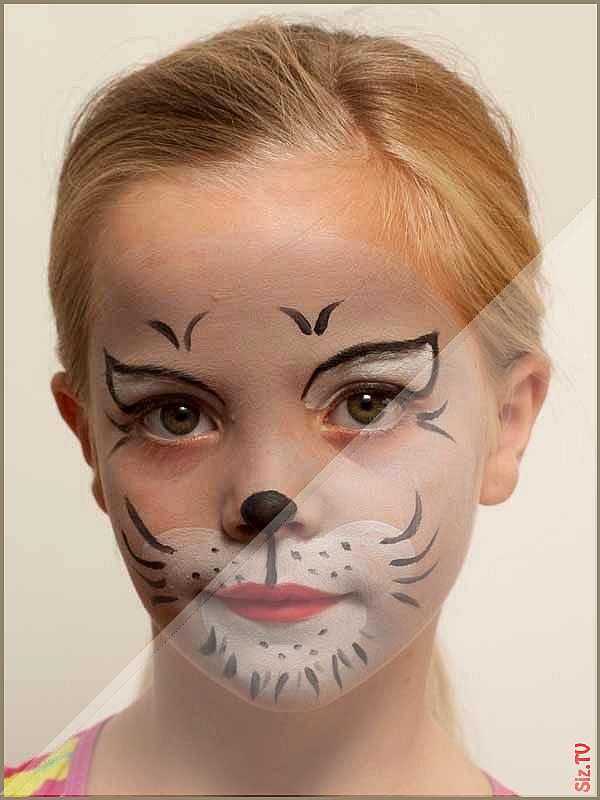 Halloween Schminke Katze.Schminke Eine S E Katze Schminkanleitung 038 Katzenkost M Kinderschminken Katzen Schminke Eine S E In 2020 Face Painting Tutorials Kitty Face Paint Face Painting