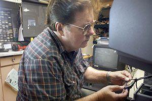 TV Repair Shop | The Heart & Lung Repair Shops | Repair shop