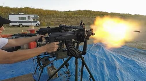 Dual Full Auto AK Pistols #ak47 #fullauto #manstuff #gunporn