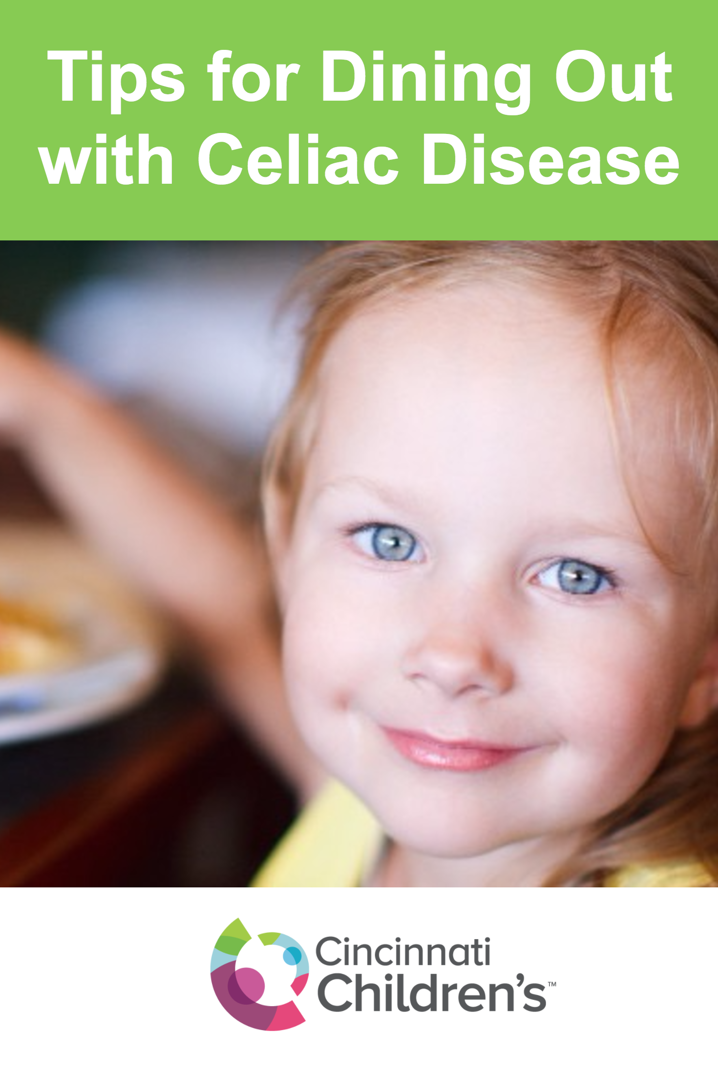 Handy Checklist: Tips for Dining Out with Celiac Disease ...