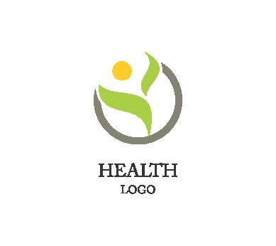 health_happy_hospital_inspiration_vector_logo_design.png (389×346 ...