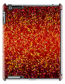 Glitter Graphic IPad Case Skin By MEDUSA GraphicART