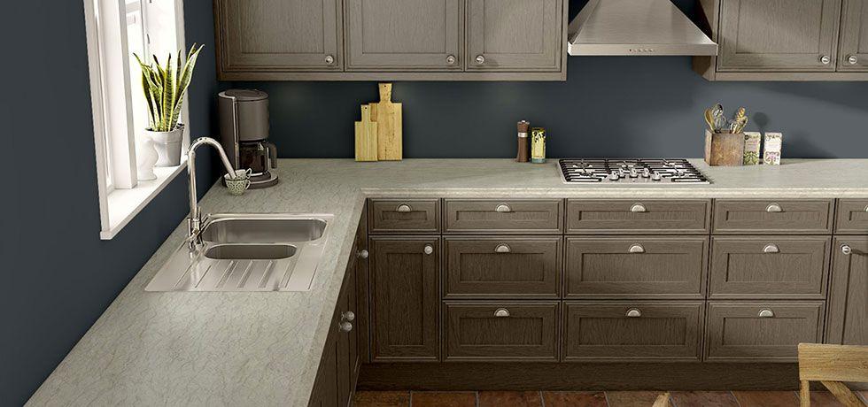 Sierra Cascade Tranquil Transitional Kitchen Kitchen Remodel