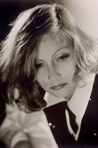 Greta Garbo ~ She just wanted to create, being loved & love ~ Then she just wanted to be left alone ~ She never sought attention. ~ Another truly inspirational woman.