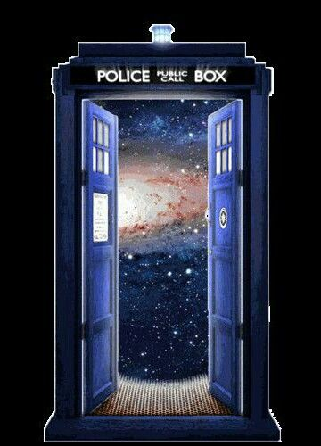 THE TARDIS - Opening The Doors To Space!