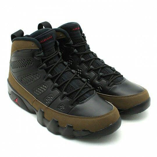 premium selection 73d72 5fc6a Air Jordan (Retro) 9's