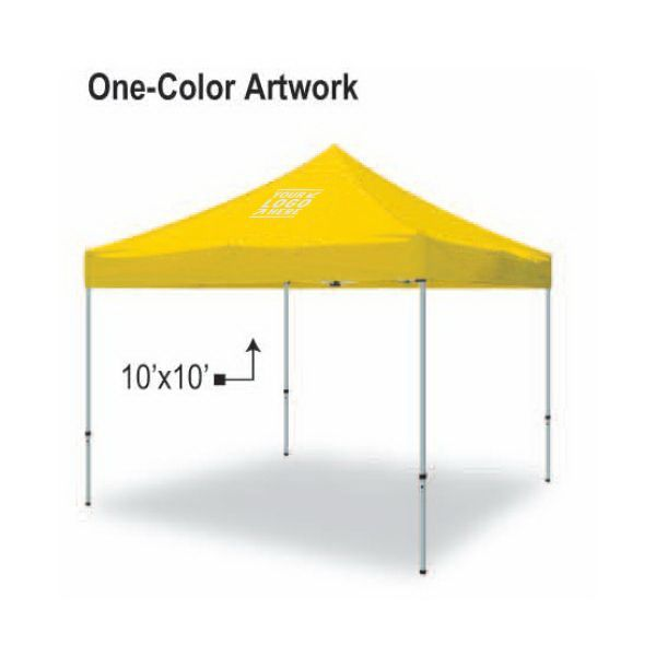 Pop Up Portable Tent 10u0027 x10u0027 Instant Canopy with 1 Color. Quick popup  sc 1 st  Pinterest & Pop Up Portable Tent 10u0027 x10u0027 Instant Canopy with 1 Color. Quick ...