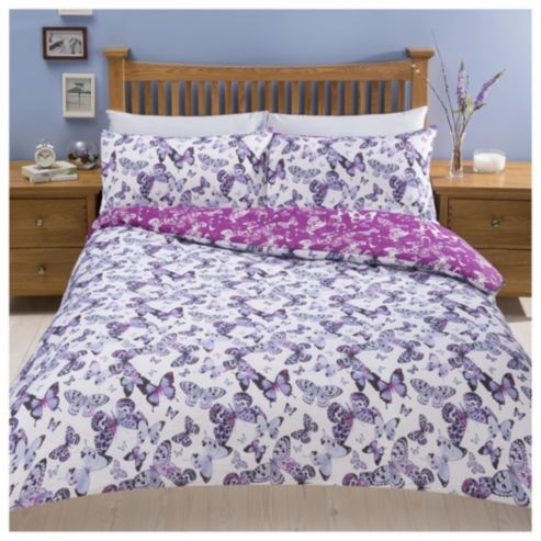 Painterly Fl Duvet Set From Our Double Covers Bedding Sets Range At Tesco Direct