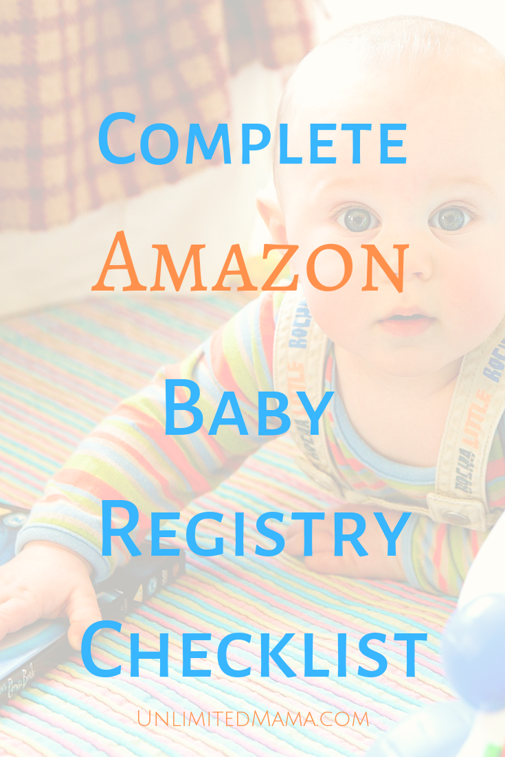 The best Amazon and Target baby registry must haves ...