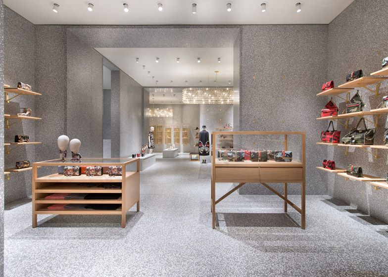 David Chipperfields Valentino Flagship Store Opens In New York