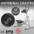 Ab Trainer Exercise Machine with Bottom-up Design for Home Gym #Fitness #abexercisemachine Ab Traine...