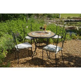 Verona 4 Seater Patio Set - Get marvelous discounts up to 60% Off at ...