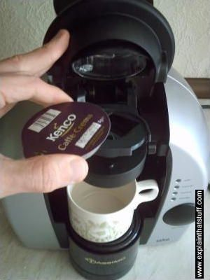 Braun Coffee Maker Directions : Best 25+ Tassimo coffee maker ideas on Pinterest Clean kuerig with vinegar, Cuisinart keurig ...