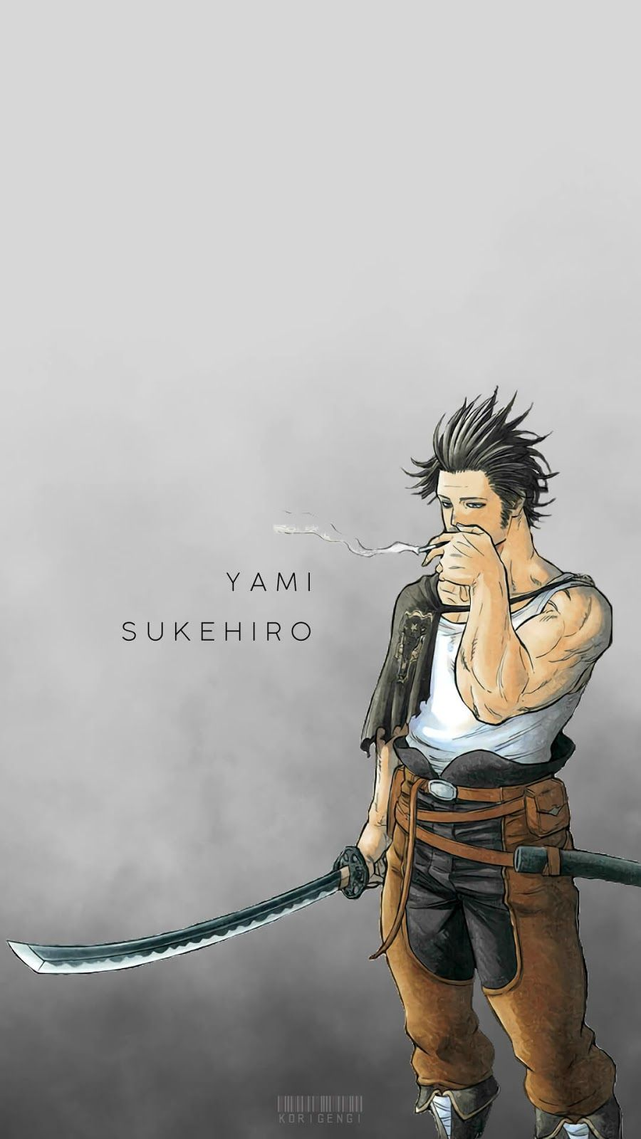 Yami Sukehiro Black Clover Wallpaper Korigengi Anime Wallpaper Hd Source Gambar Anime Cara Menggambar Seni Anime