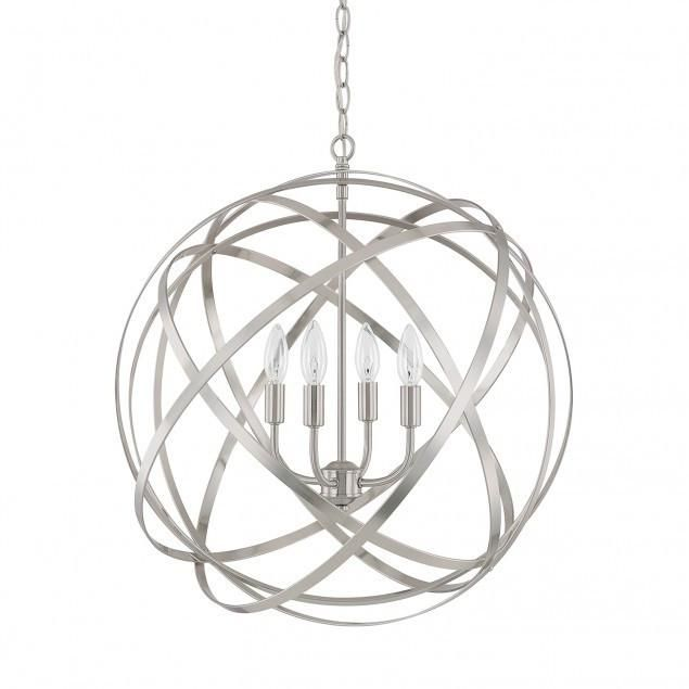 Axis Chandelier