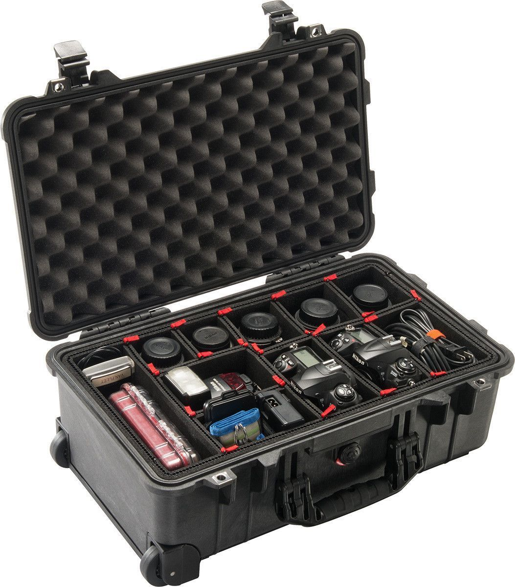 TrekPak Foam Insert for Pelican 1500 Cases