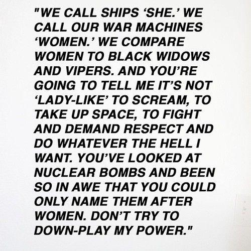 Foxxxynegrodamus: Quote Via Sunteaflower On Tumblr.