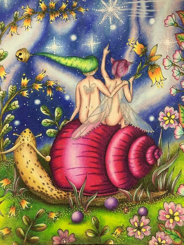 Pin by Abbie livingstone on klara markova | Pinterest | Coloring ...