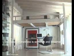 Image result for mezzanine bed platform diy