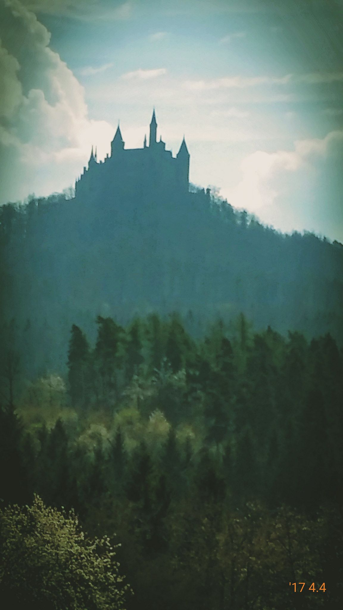 Burg Hohenzollern Burg Natural Landmarks Landmarks