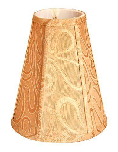 Royal Designs 8 Cone Shaped Basic Shade Gold 4 X 95 Dbs7288gl