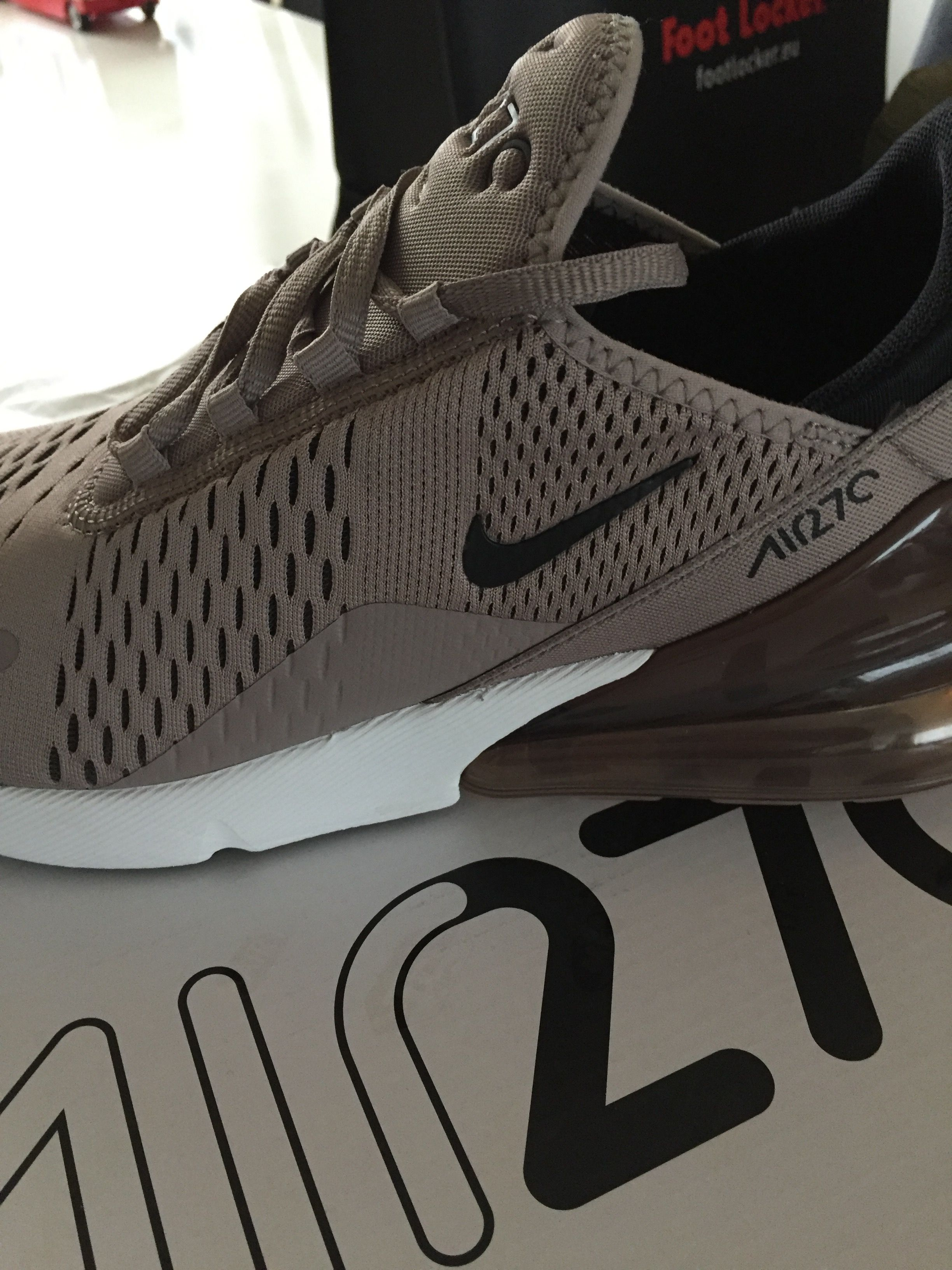 Nike Air Max 270 Sepia Stone Black Summit White | Shoes I