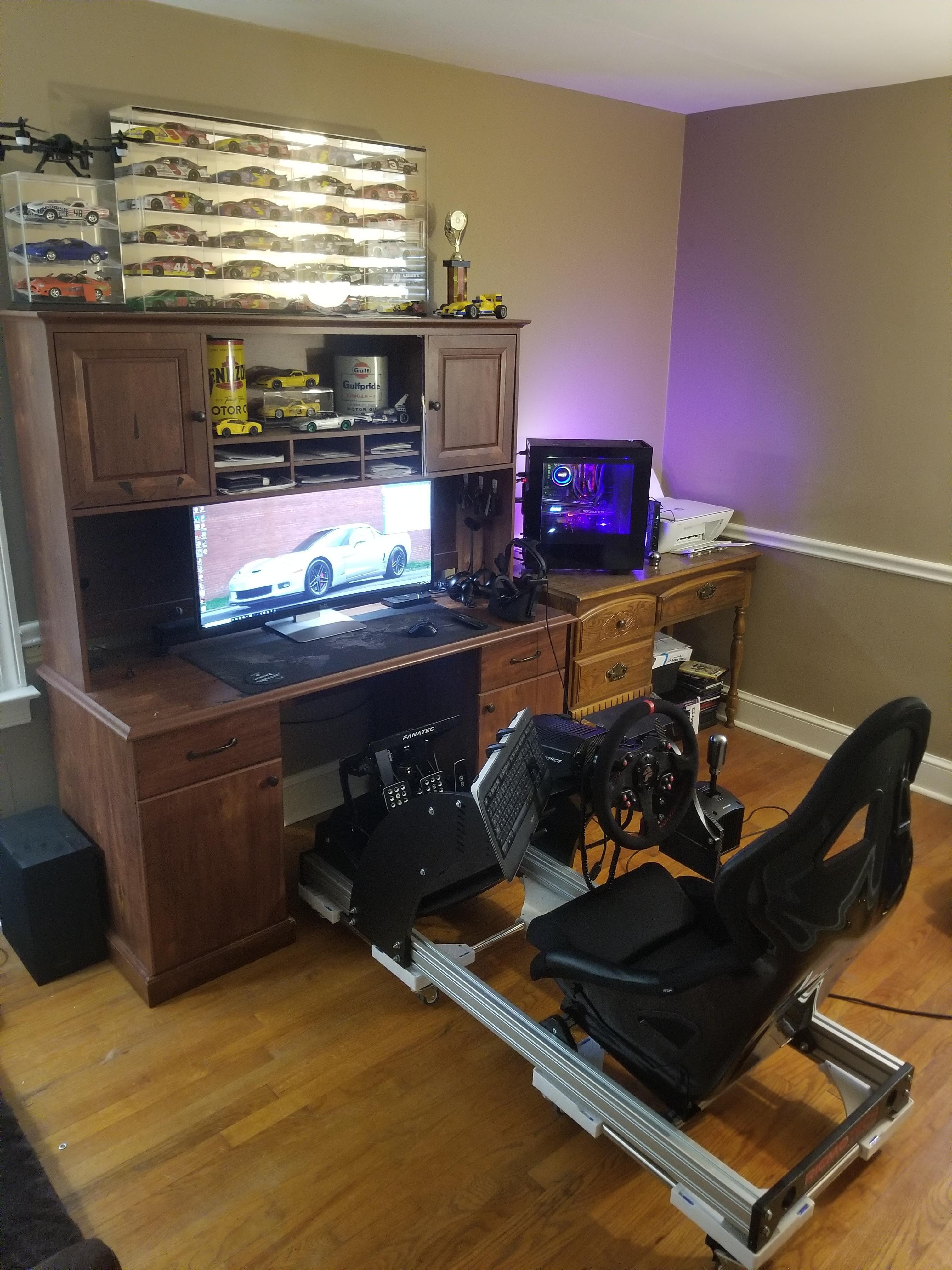 My iRacing/Oculus Rift setup  | Oculus Rift in 2019 | Best