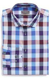 Calibrate Extra Trim Fit Stretch Dress Shirt