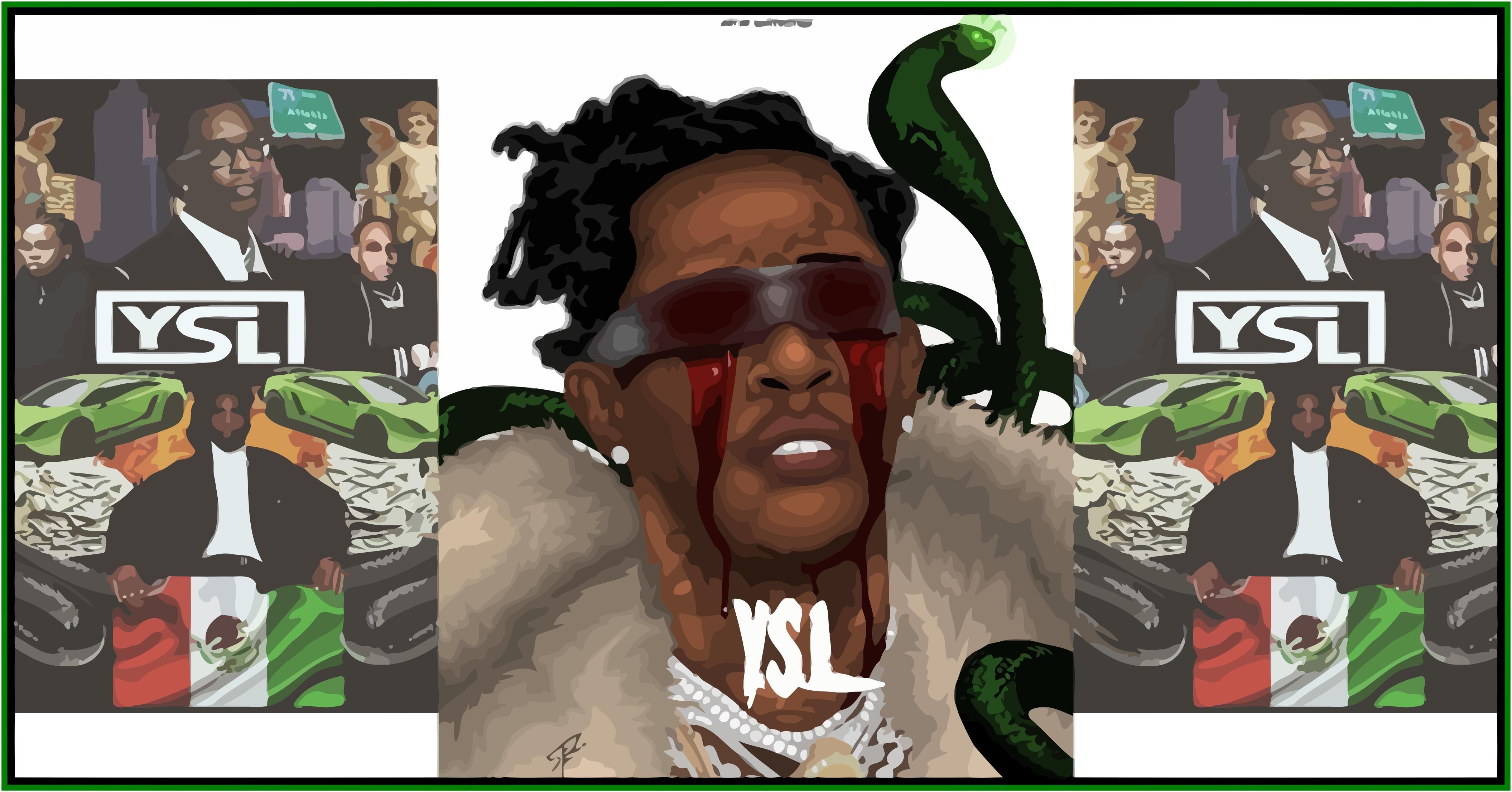 Young Thug Meme Drop It