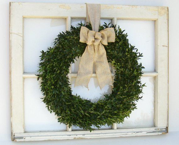 Terrific Snap Shots fresh Boxwood Wreath Thoughts The best part of DIY can be acquiring brand new,