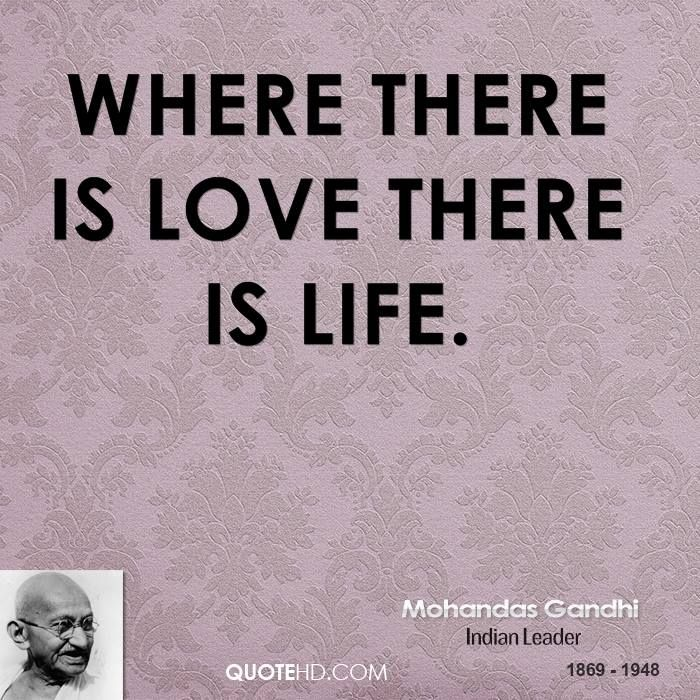 Gandhi Love Quotes Pinslow Down On My Pics  Pinterest