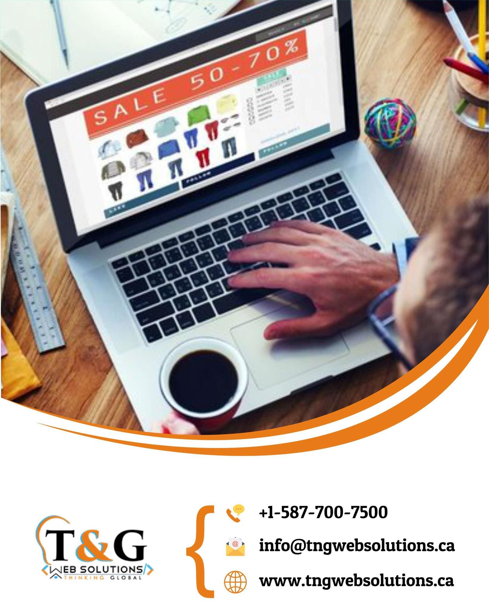 T&G WEB SOLUTIONS SALES & MARKETING I have never worked