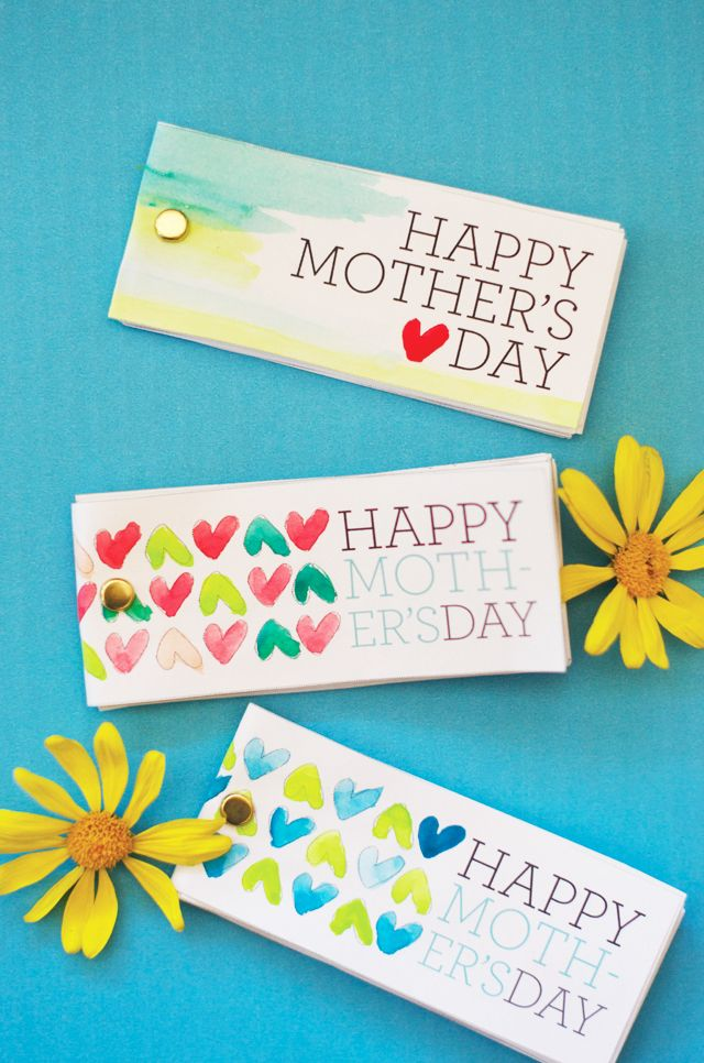 mothers day flip book - 640×966