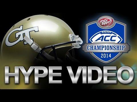 Georgia Tech Hype Video | ACC Football Championship