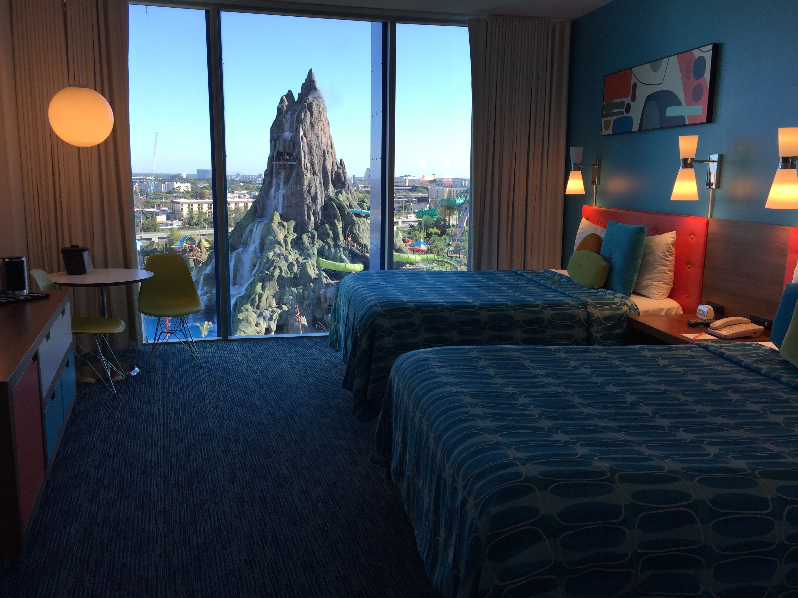 Room With A View Cabana Bay Tower