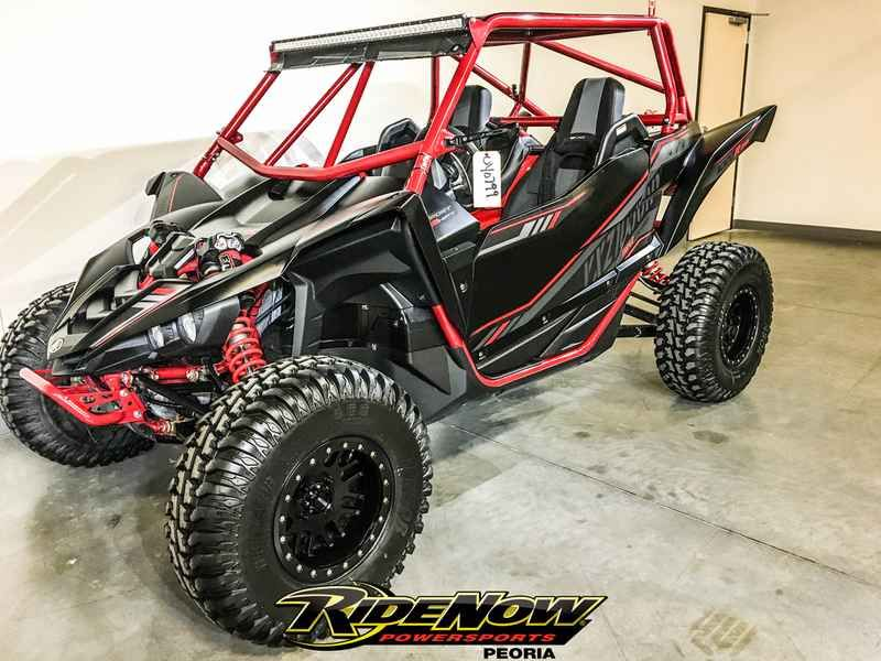 Used 2017 yamaha yxz1000r ss se turbo atvs for sale in for Yamaha yxz1000r turbo