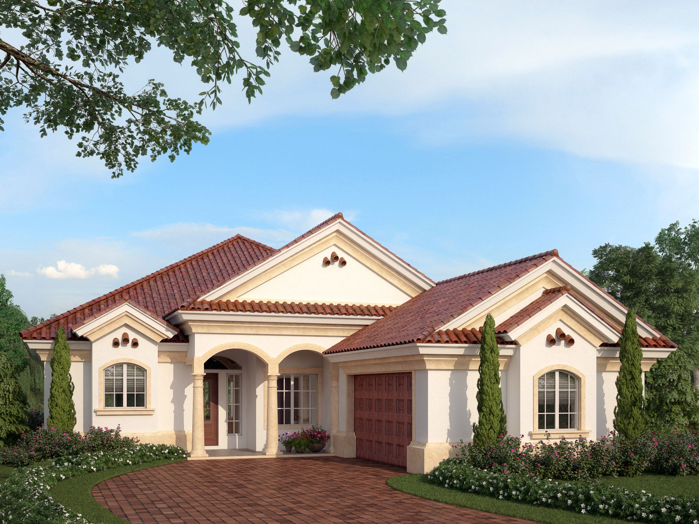 plan 33029zr: 3 bed energy efficient home plan with options