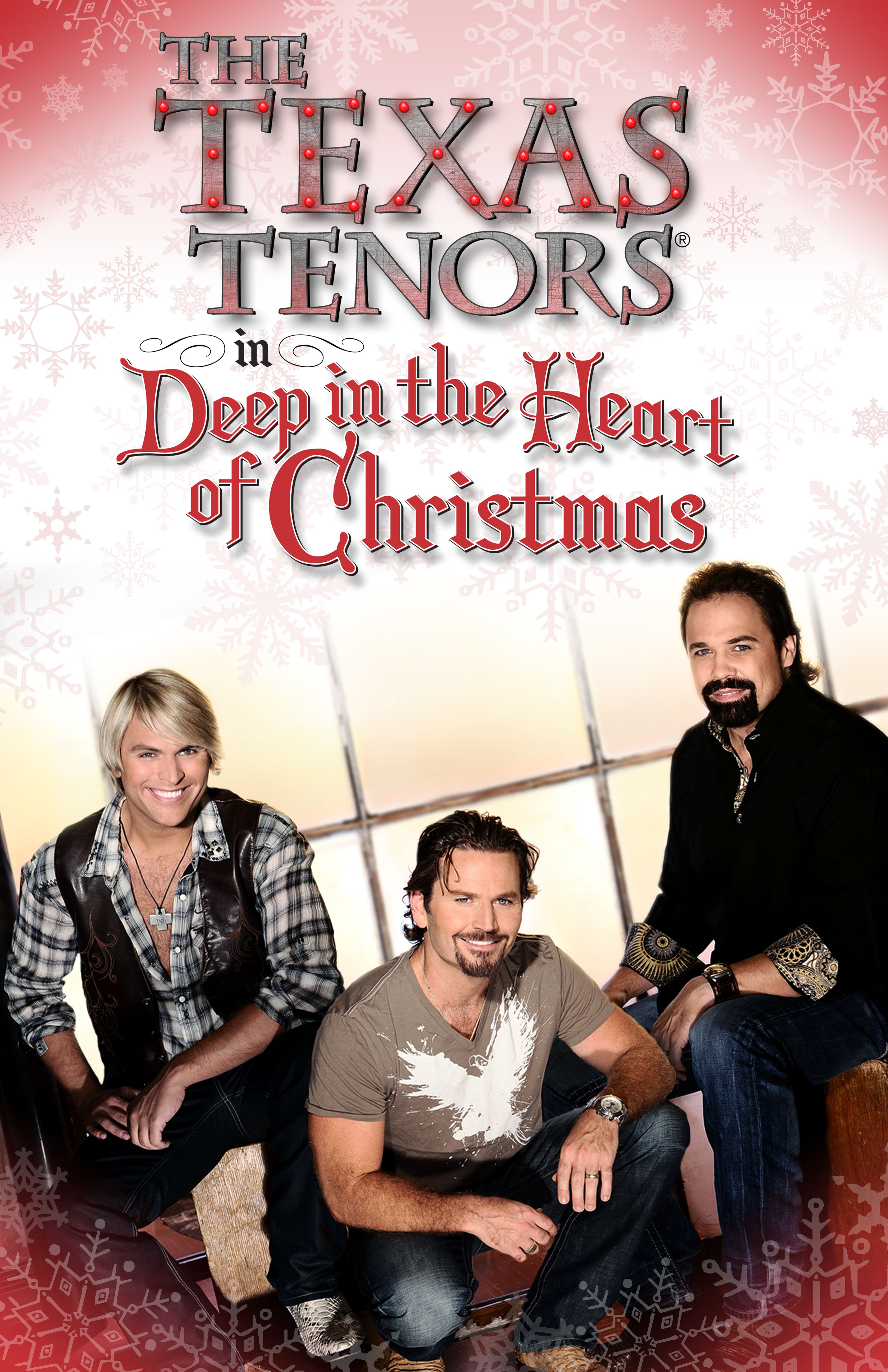The Texas Tenors Return To Ocean City Md Thanksgiving Weekend For Their Deep In The Heart Of Christmas Concert At The Ocean City Performing Arts Center Ticke Avec Images