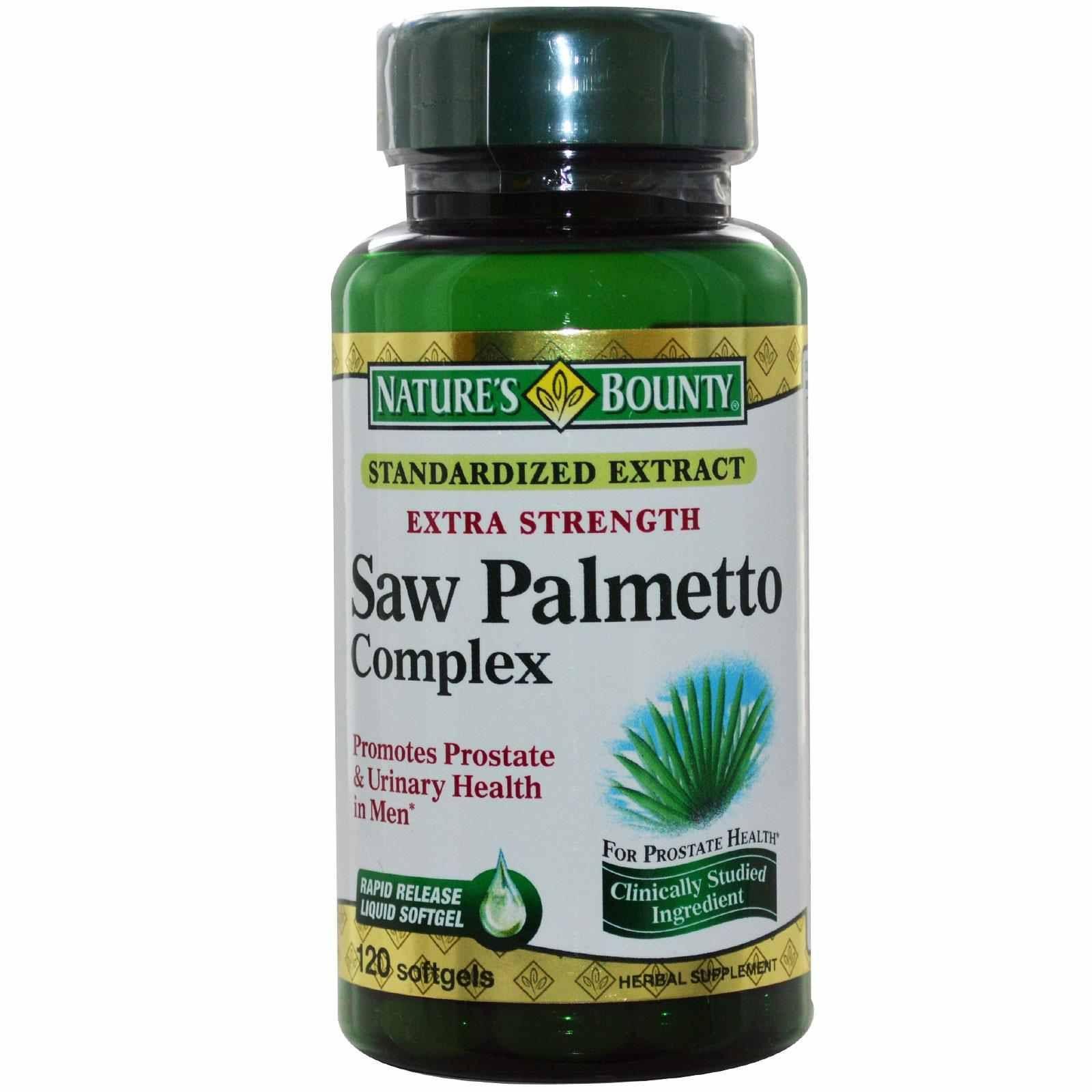 للرجل Saw Palmetto وسرعة القذف والبروستاتا موسوعة Herbalism Urinary Health Health