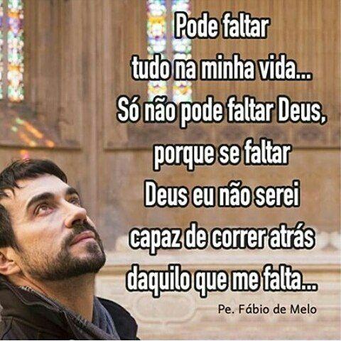 8 858 Curtidas 160 Comentarios Padre Fabio De Melo Oficial