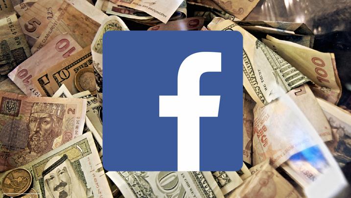 The Bank Of Facebook Social digital, Social media