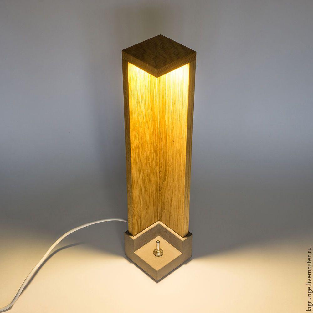 Лампа бетон патриот бетон групп