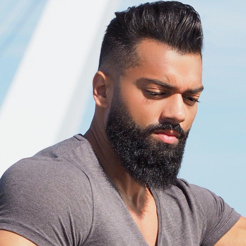 1 799 Likes 189 Comments Fitness Beard Style Raqieb Balaydin On Instagram Cowboys Indians Dr Beard Styles Beard Styles Shape Curly Hair Men