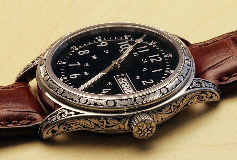 Sam alfano engraver jewelry engraving men 39 s fashion pinterest watches watch engraving for Watches engraved