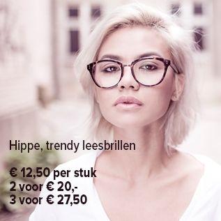 d6b3fe2d117657 Leesbrillen nodig  Maak slim gebruik van onze kortingsstaffel! Rond Glas