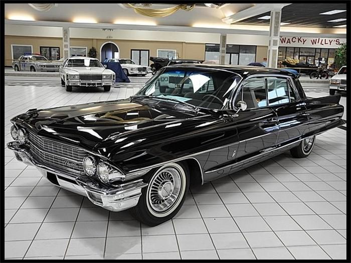 1962 cadillac fleetwood old school cadi 39 s pinterest. Black Bedroom Furniture Sets. Home Design Ideas
