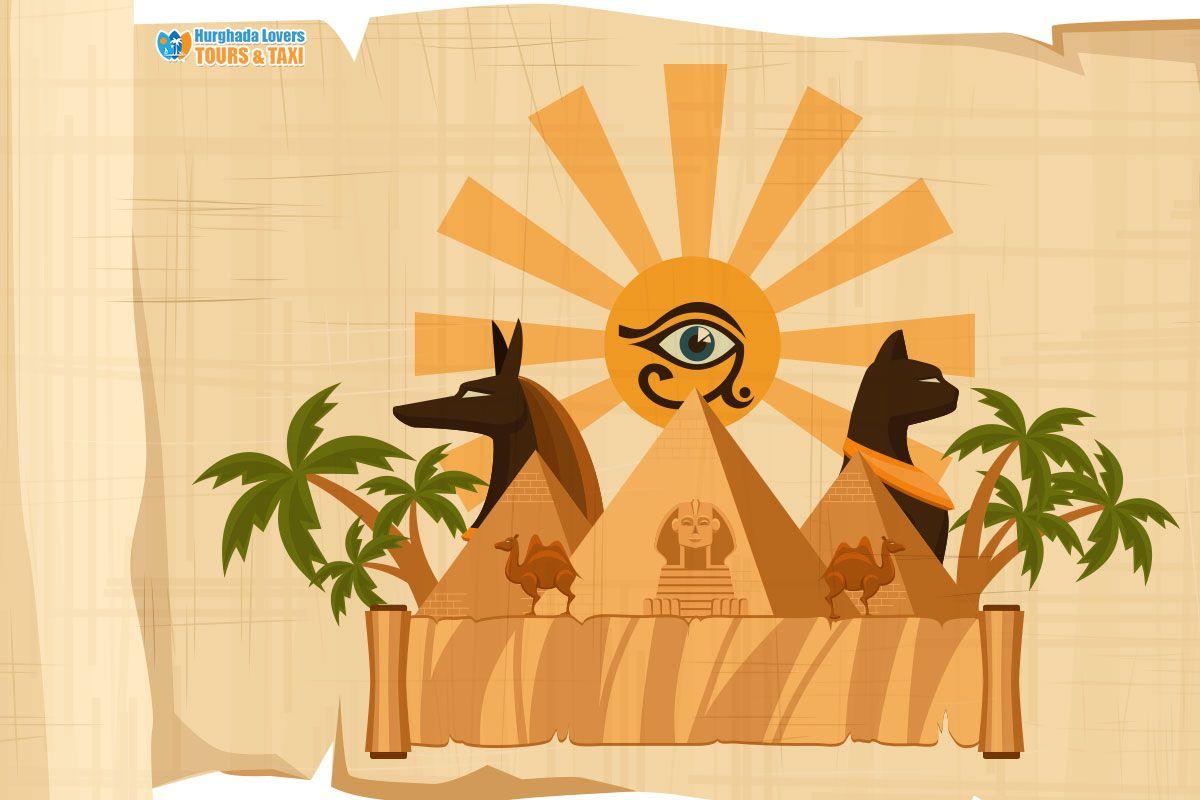 الزخرفة المصرية القديمة الديكور والطراز الفرعوني في التصميم الداخلي وصناعة والأثاث الديني والدنيوي Home Decor Decals Decor Egypt Travel