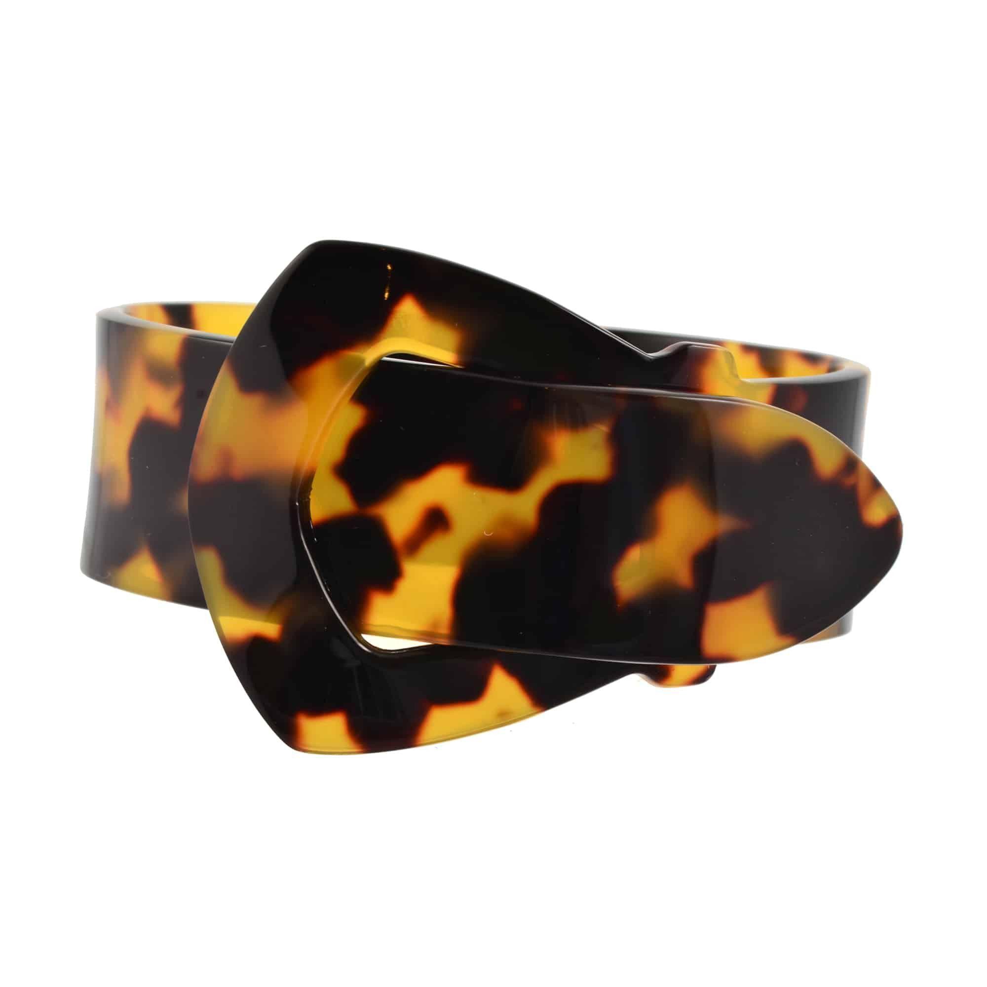 Lorren bell tokyo false tortoise buckle cuff bracelet products