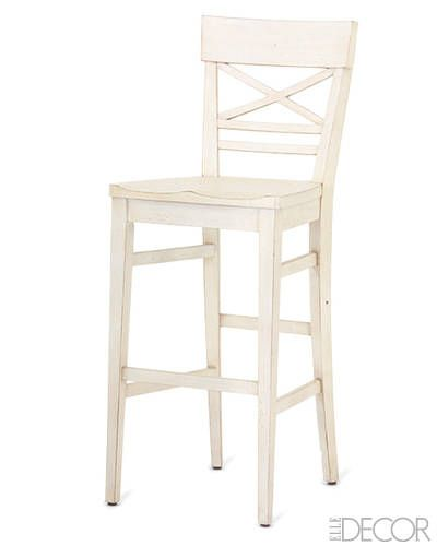Best Of White Wooden Bar Stools with Backs