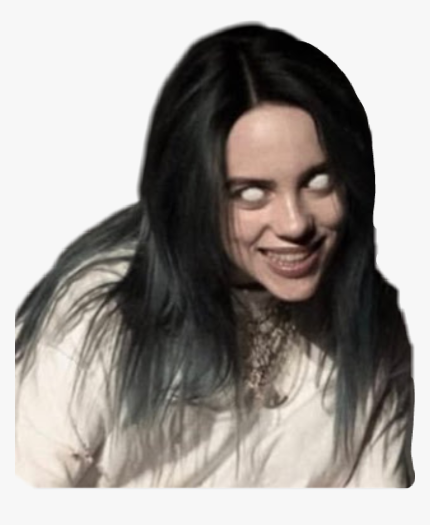Transparent Scary Girl Png Billie Eilish Album Cover Png Download Is Free Transparent Png Image Download And Use It For Y In 2020 Billie Eilish Album Covers Billie